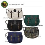 DULUTH PACK(ダルースパック)DOUBLE SHELL BAG ダブルシェルバッグ 5color