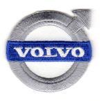 刺繍ワッペン(ボルボ/VOLVO)