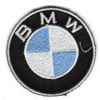 刺繍ワッペン(BMW)