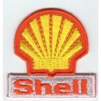 刺繍ワッペン(シェル/Shell)