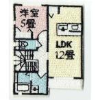 刺繍アイロンワッペン(間取り図)