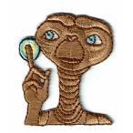 刺繍ワッペン(E.T.)