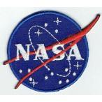 刺繍アイロンワッペン(NASA)