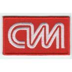 刺繍ワッペン(CNN)