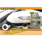 【送料無料】車載用 高画質カラーマルチサイドカメラ CX-C71SFB-i
