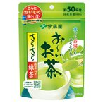 伊藤園 お�いお茶 抹茶入りさらさら緑茶 40g入 粉末 お茶 緑茶 りょくちゃ 通販