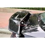 ジャガー XF リアスポイラー ウイング カーボン ABS  汎用 カースタイリング