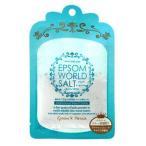 送料無料 五洲薬品 入浴用化粧品 エプソムワールドソルト グラマラスリゾートシャインの香り (50g×10袋)×12箱(120袋入り) EWS-BL