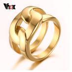 指輪 リング クロス X ロング メンズ