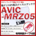 AVIC-MRZ05 フィルムアンテナセット 地デジGPS複合フィルムアンテナ