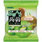 「オリヒロ」 ぷるんと蒟蒻ゼリー キウイ 20g×6個入 「フード・飲料」