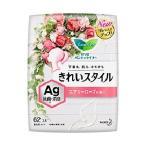 Yahoo!薬のファインズファルマ「花王」 ロリエ きれいスタイル Ag エアリーローズの香り 62個入 「衛生用品」
