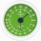「タニタ」 温度計 温湿度計 TT-515 (グリーン) 「衛生用品」