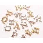アルファベット チャーム X55500 ゴールド