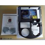 ダイハツタント専用8インチナビ取付パネル FC-DT01GB(グレイ)