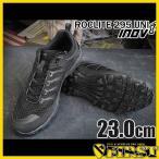 トレッキングシューズ inov-8  ROCLITE 295 UNI Black ロックライト ブラック 黒 イノベイト デサント