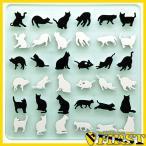 SHIRONEKO・KURONEKO REVERSI 白猫・黒猫リバーシ テーブルゲーム インテリア オブジェ ネコ ねこ オセロ ゼロミッション