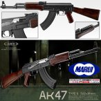 (再入荷待ち) 次世代電動ガン AK47 TYPE-3 7.62x39mm 新製品 東京マルイ カラシニコフ ホビーショー チェゲバラ