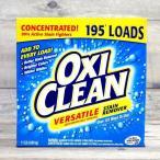 オキシクリーン 漂白剤 マルチパーパスクリーナー 4.98kg サバゲ 高性能 多目的洗剤 洗濯 お中元 ポイント消化 426376