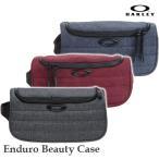 OAKLEY オークリー FOS900300 Enduro ビューティーケース Beauty Case トラベルポーチ 収納 セミハード 保護 メガネケース アイウェア レッド ブルー ブラック