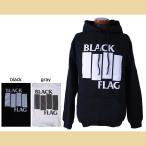 (AG) ブラックフラッグ BLACK FLAG 1 PARKA(スウェットパーカ) バンドTシャツ ロックTシャツ