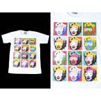 (AR) ポップアートTシャツ POP ART T-SHIRTS 46 WHT S/S マリリンモンロー MARILYN MONROE バンドTシャツ ロックTシャツ
