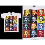 (AR) ポップアートTシャツ POP ART T-SHIRTS 7 WHT S/S アインシュタイン ALBERT EINSTEIN バンドTシャツ ロックTシャツ
