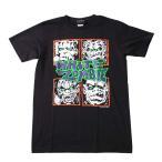 (W) ホワイトゾンビ WHITEZOMBIE 2 BLK S/S バンドTシャツ ロックTシャツ