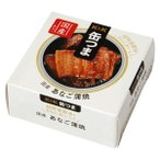 K&K 国分 缶つま 国産 あなご蒲焼 80g(4)