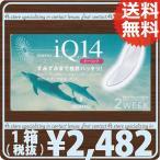 ロート iQ14トーリック(6枚入) ×1箱 (乱視用)