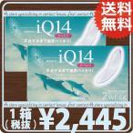 ロート iQ14トーリック(6枚入) ×2箱 (乱視用)