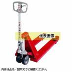ビシャモン(スギヤス) ハンドパレットトラック 低床Lタイプ J-BM25E-L65 最大積載能力:2500kg [配送制限商品]