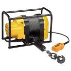 リョービ(RYOBI) 電動ウインチ WIM-150 ワイヤー40M 最大吊揚荷重:150kg [FA]