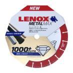 """LENOX(レノックス) 2005499 メタルマックス 12""""エンジンカッター用 305X30.5X3.7mm"""