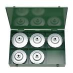 ◆京都機械工具 KTC オイルフィルターレンチセット AVSA5 [個人宅配送不可]
