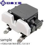 日東工器 ダイヤフラム式ポンプ 真空ポンプ-コンプレッサ兼用 VC0101-A1 (No:10900)