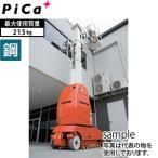 ピカ(Pica) 自走式高所作業車 MB20J [大型・重量物]