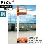 ピカ(Pica) 自走式高所作業車 TM12 [大型・重量物]