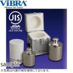 新光電子(VIBRA) M1CBB-1KJ JISマーク付基準分銅型円筒分銅 M1級(2級) 1kg 黄銅クロムメッキ製