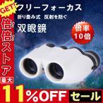 双眼鏡 高倍率 10倍 22口径 望遠鏡 コンサート IPX5防水 反射を防ぐ 折畳タイプ 眼幅調節可能 舞台鑑賞 花火大会 アウトドアなど適用