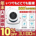 防犯カメラ 見守りカメラ 200万画素 WIFI 無線録画クラウド付 最強自動追跡 自動追跡 みてるちゃん ペットカメラ ベビーカメラ APP接続