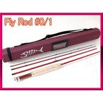 е╒ещедеэе├е╔ #0/1 еье├е╔ └╓┐з Fly Rod 6.1ft е│еєе╤епе╚еэе├е╔