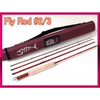 е╒ещедеэе├е╔ #2/3 еье├е╔ └╓┐з Fly Rod 6.8ft е│еєе╤епе╚еэе├е╔