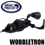 スナッグプルーフ ウォブルトロン Wobbletron Frog