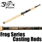 G. ルーミス フロッグ シリーズ キャスティング ロッド Frog Series Casting Rods