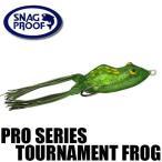 スナッグ プルーフ プロ シリーズ トーナメント フロッグ Pro Series Tournament Frog