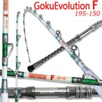 [10бєепб╝е▌еє╚п╣╘├ц] ┴э╗х┤м GokuEvolution F 195-150 е╤б╝еые█еяеде╚ (90064-w)─рдъ┤╚ еэе├е╔