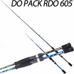 グローブライド スポーツライン パックロッド DO 605T 80サイズ(spl-dopack605t)