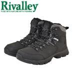【8%OFFクーポン対象店舗】リバレイ RV ウィンターブーツ No.5343 ブラック (フィッシングシューズ 防寒靴 防寒ブーツ メンズ)