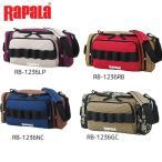 ラパラ カラーコンビネーション キャンバス ショルダーバッグ RB-1236 (フィッシングバッグ タックルバッグ 釣り具)